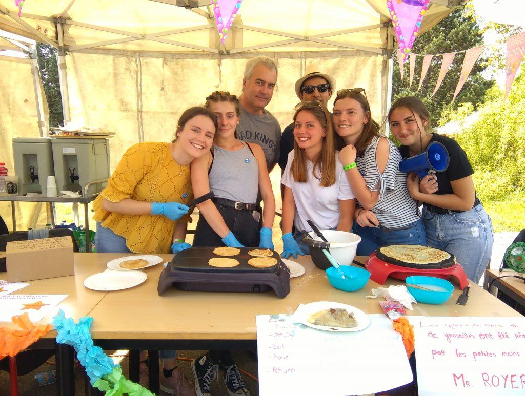 festival bichart Crêpes